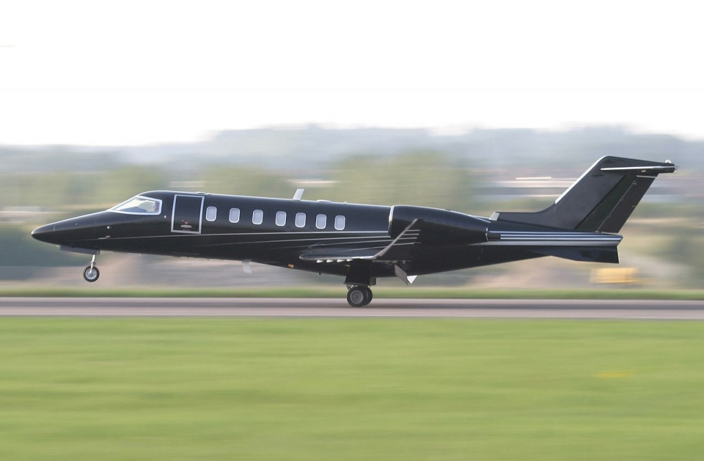 Work in Aircraft Repossession for a Living